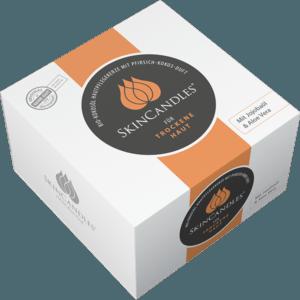 SkinCandles für trockene Haut